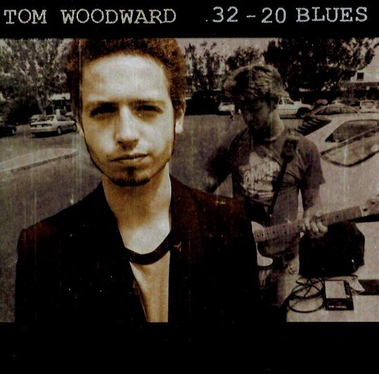Tom Woodward, .32-20 Blues, cover-art