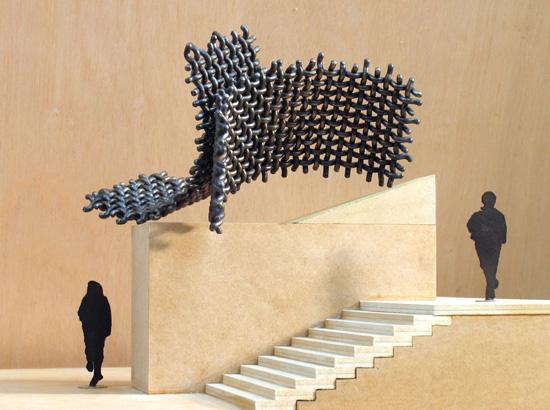 Fractal Weave -- David Jensz
