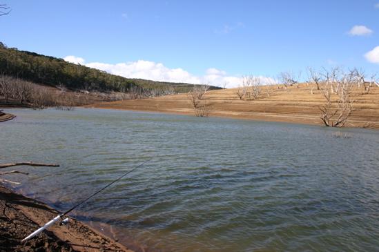 Lake Eucumbene