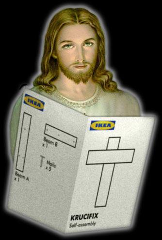 Jesus Ikea