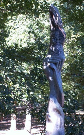 Egle Queen of Serpents - by Ieva Pocius